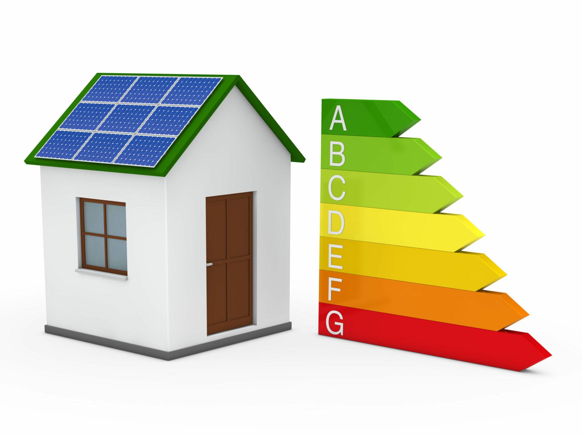 wskaźnik efektywności energetycznej budynku